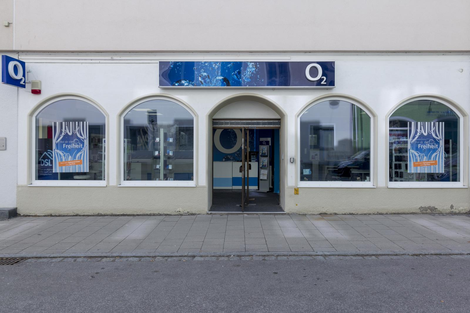 o2 Shop Traunstein