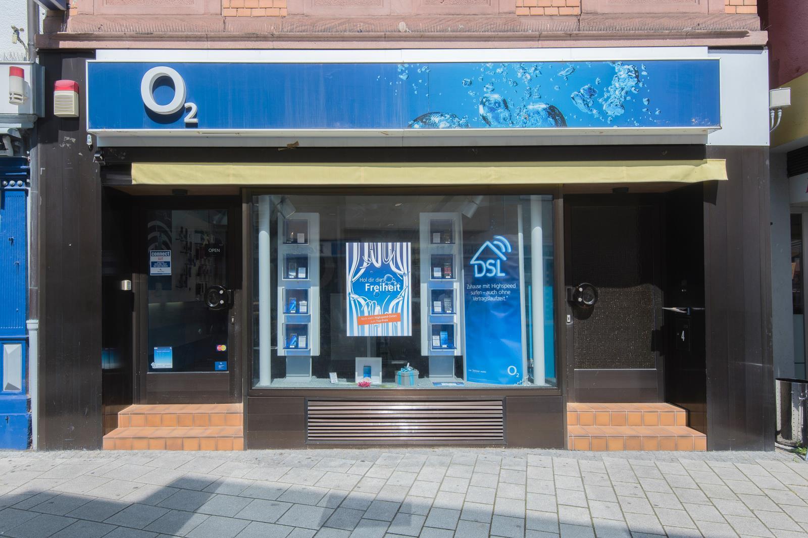 o2 Shop Lahr