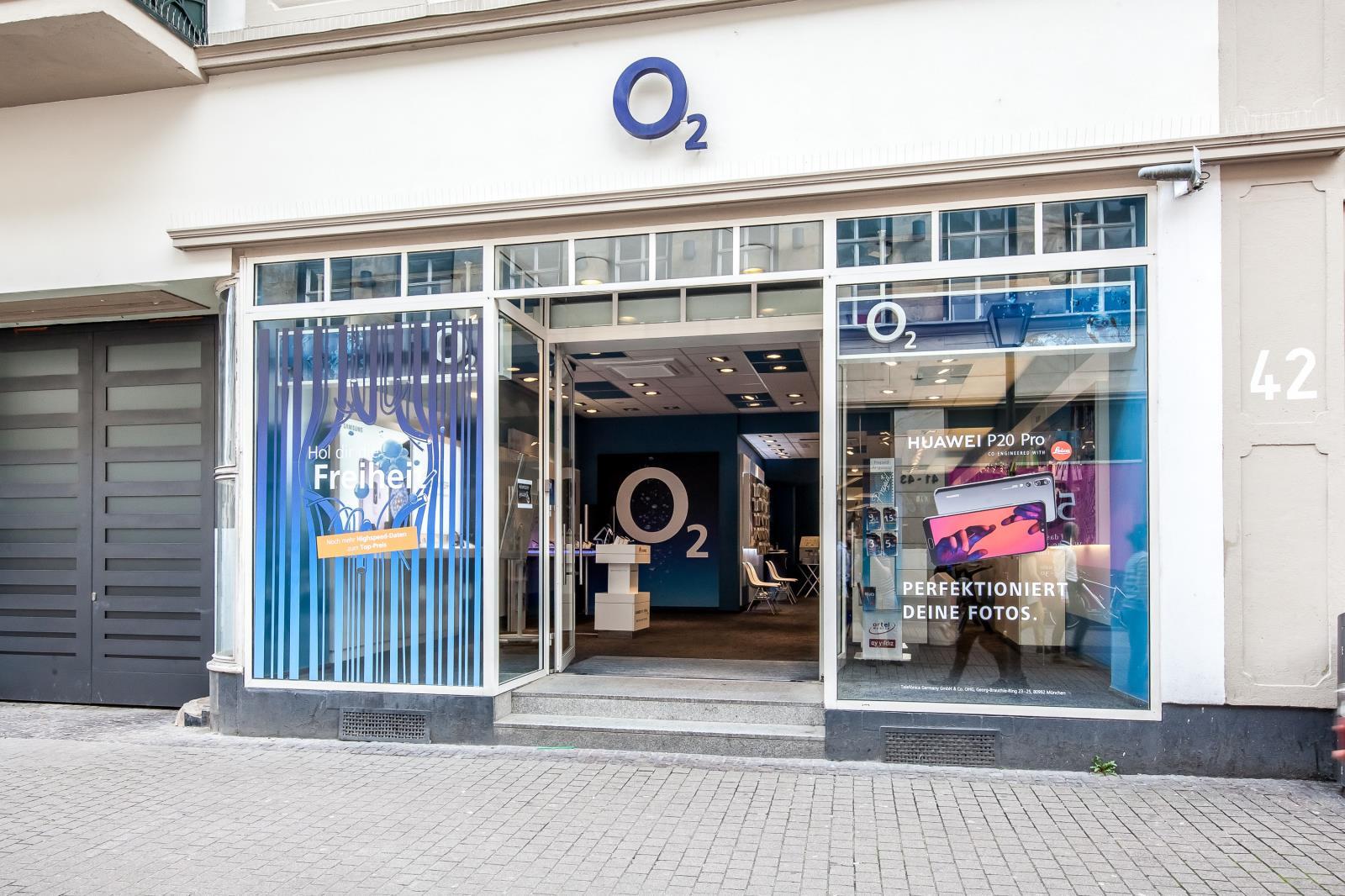 o2 Shop Heidelberg