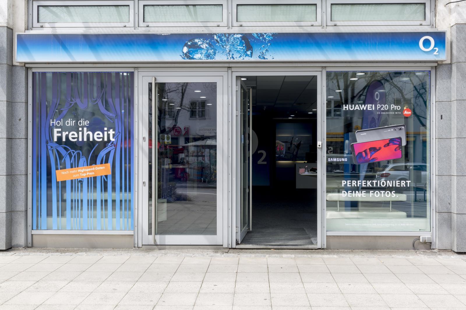 o2 Shop Rosenheim