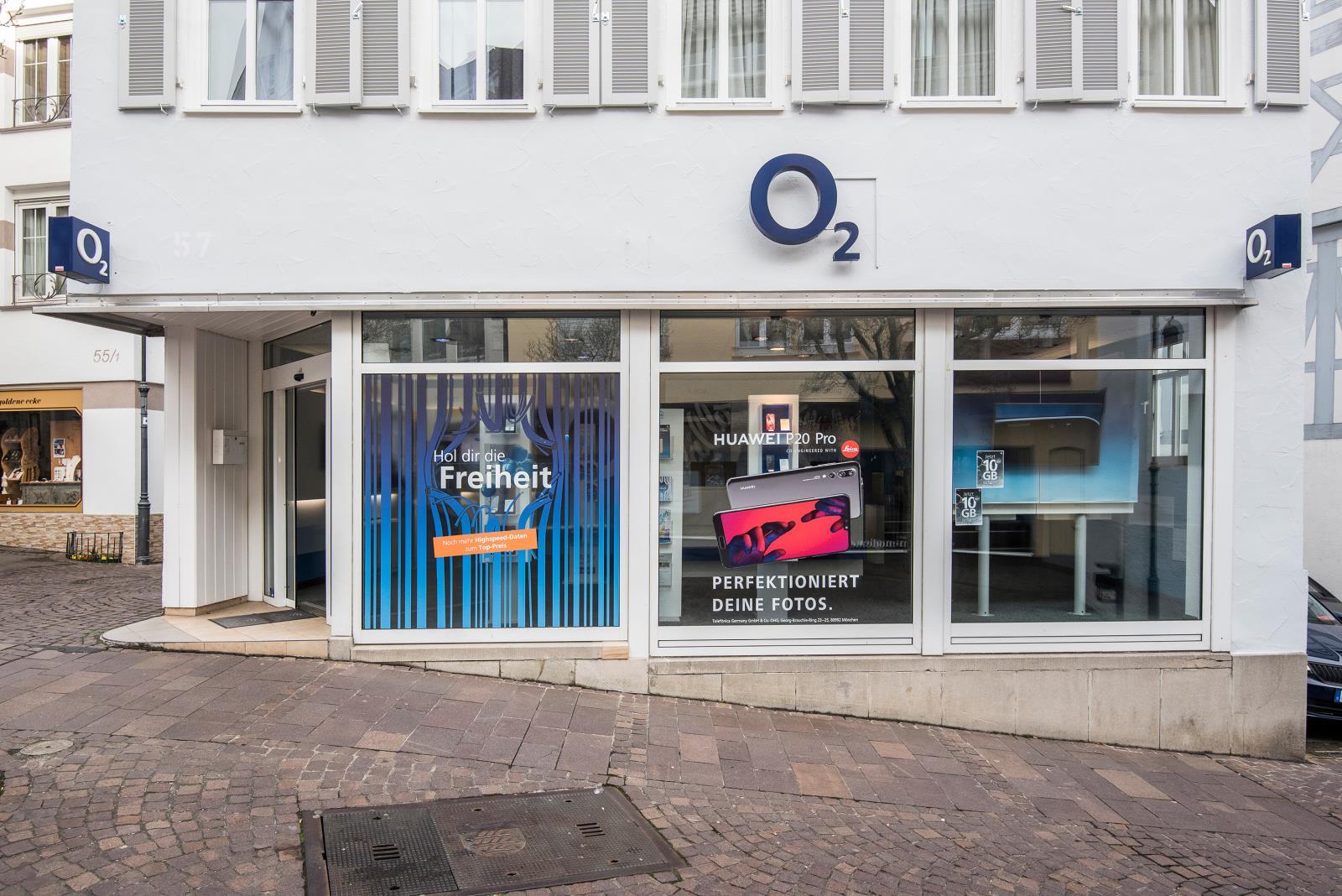 o2 Shop Waiblingen