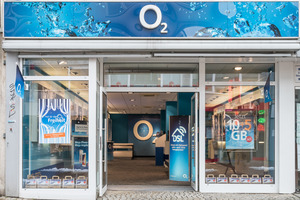 o2 Shop Kiel