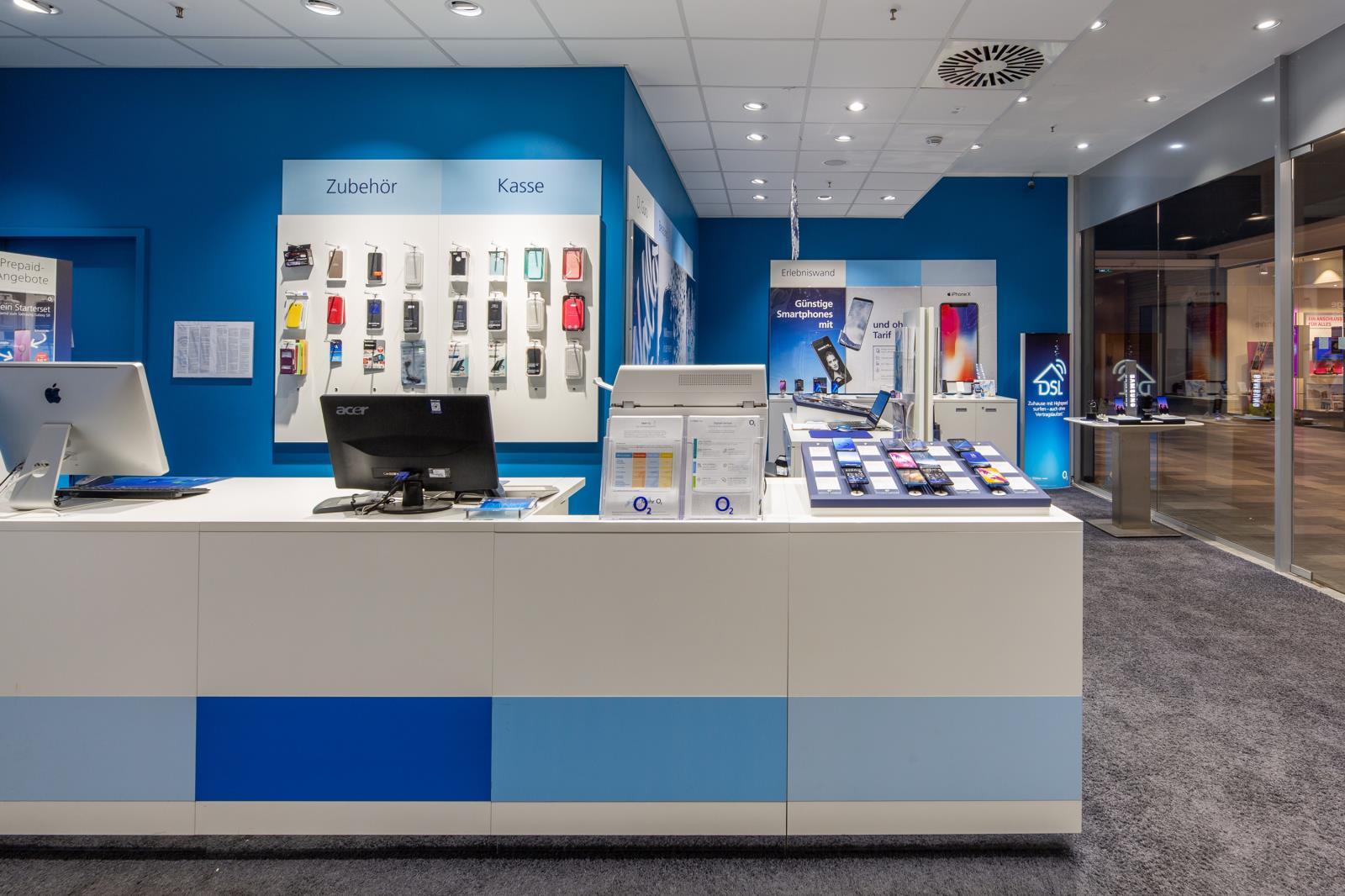 o2 Shop Ahrensfelde
