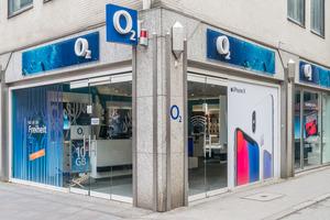o2 Shop Lübeck