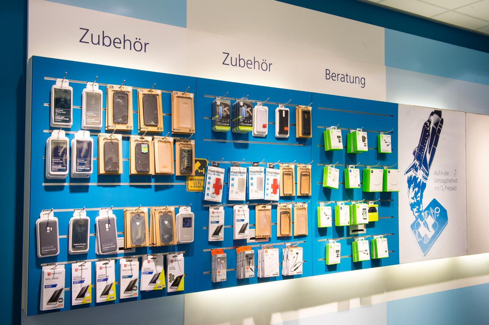 o2 Shop Saarbrücken