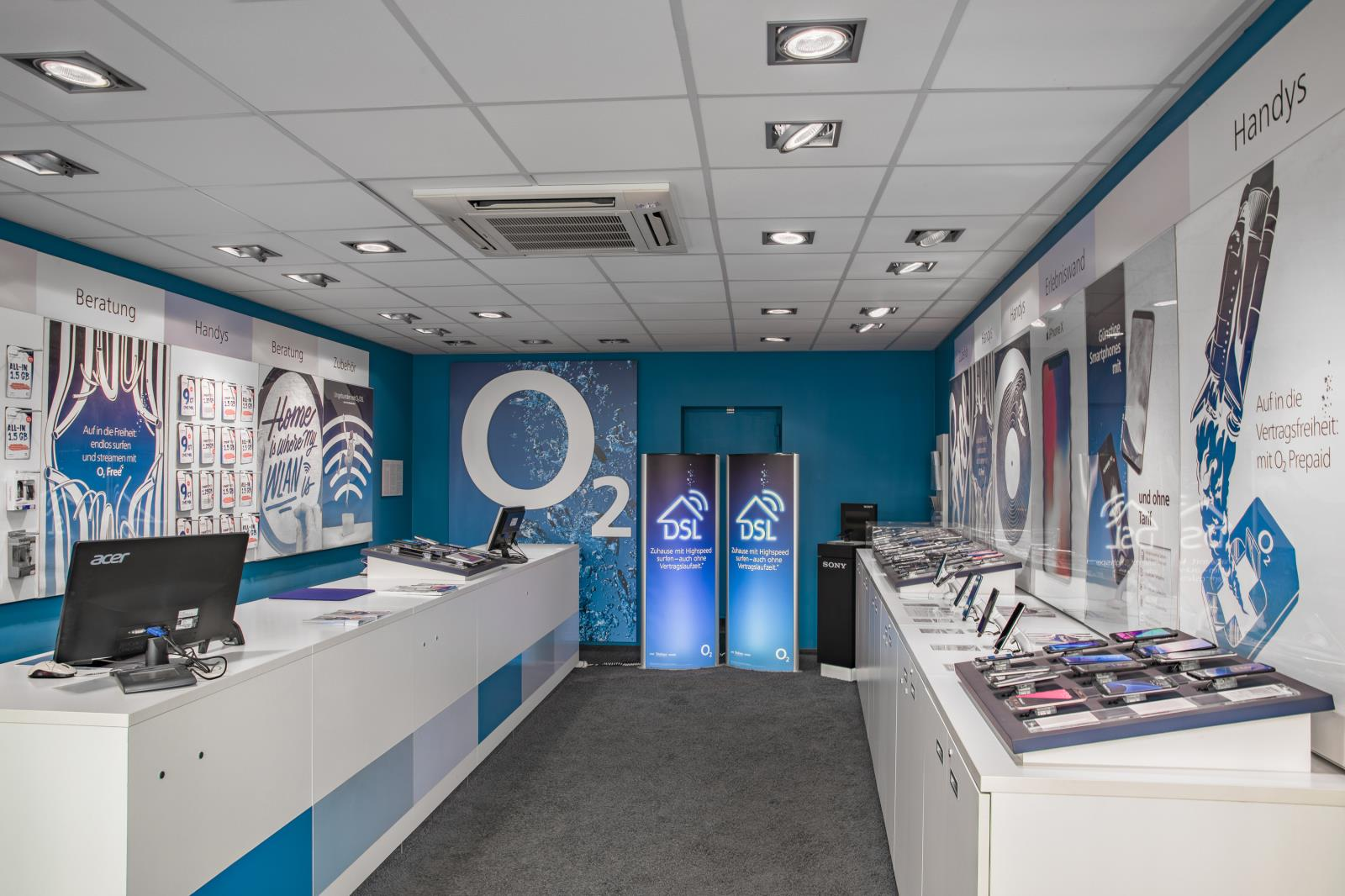 o2 Shop Landau