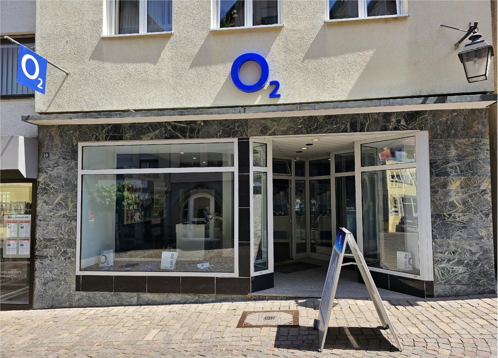 o2 Shop Winnenden