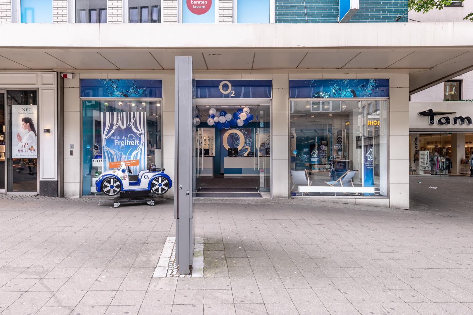 o2 Shop Essen