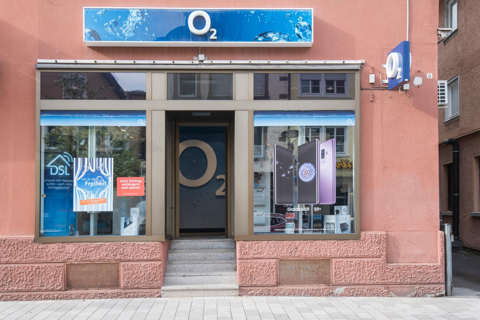 o2 Shop Albstadt