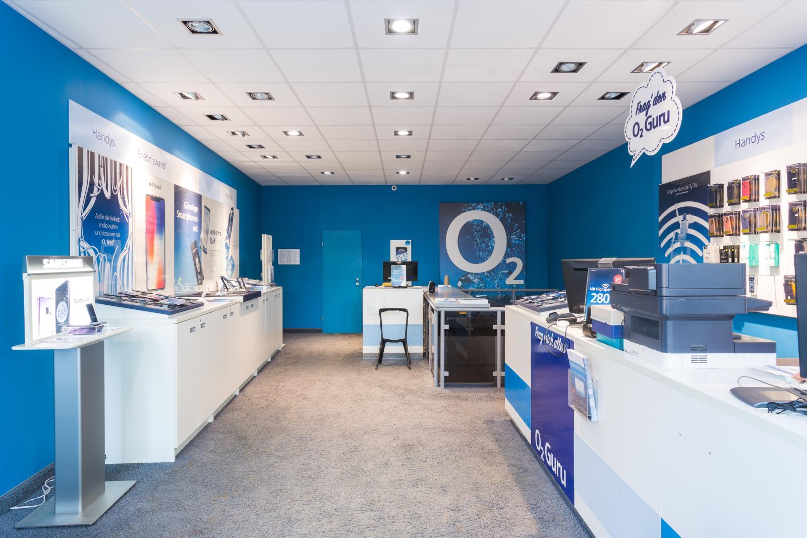 o2 Shop Lehrte