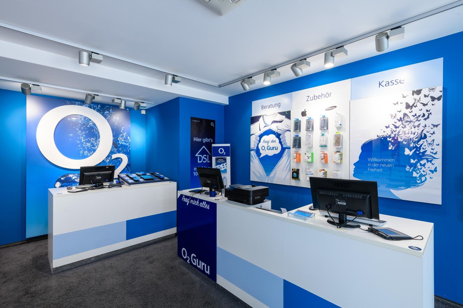 o2 Shop Wolfsburg