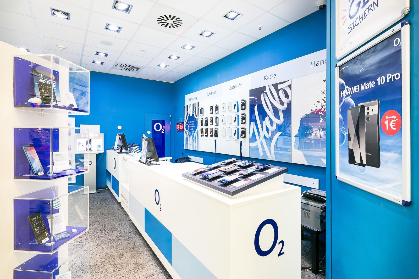 o2 Shop Baunatal