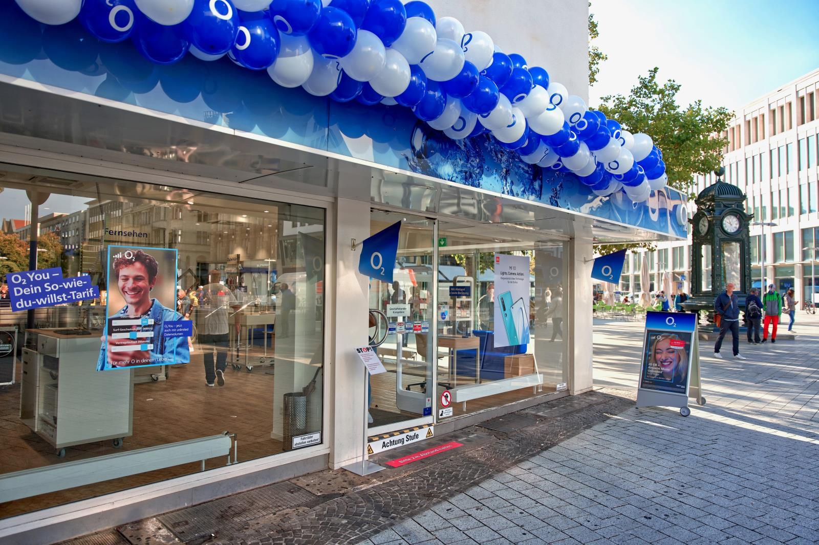 o2 Shop Hannover