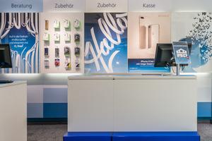 o2 Shop Schwerin