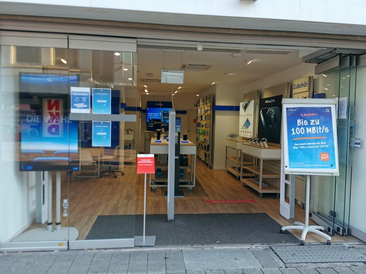 o2 Shop Gelsenkirchen