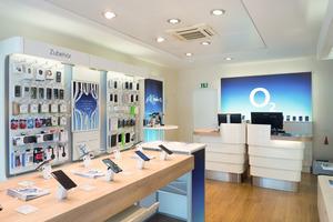 o2 Shop Herne