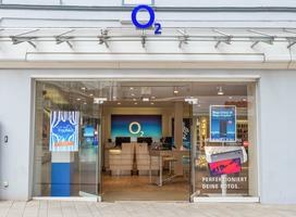 o2 Shop Minden