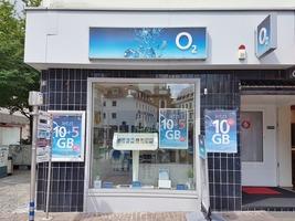o2 Shop Paderborn