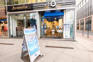 o2 Shop Dresden