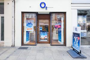 o2 Shop Coburg