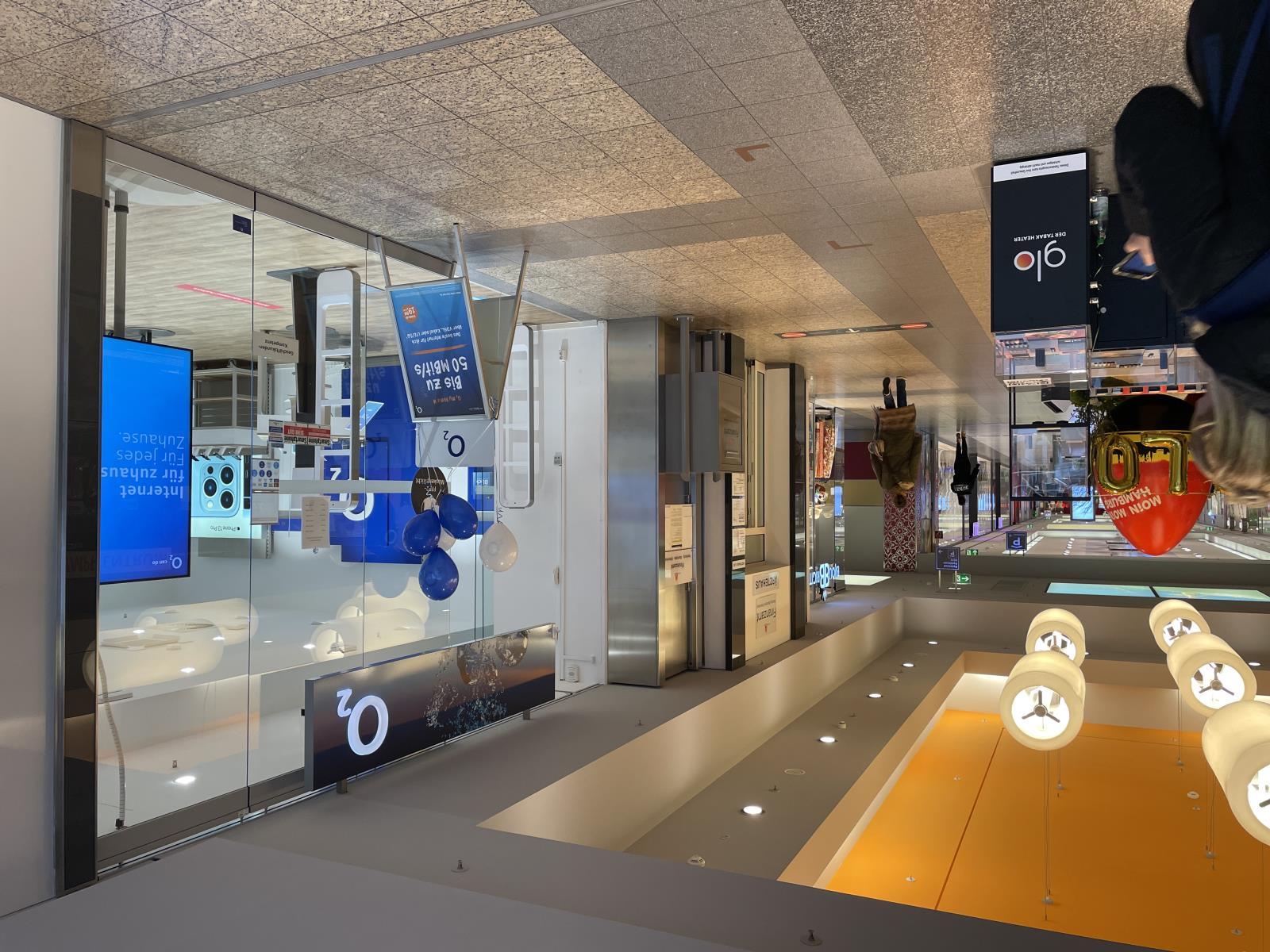 o2 Shop Hamburg