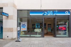 o2 Shop Hildesheim