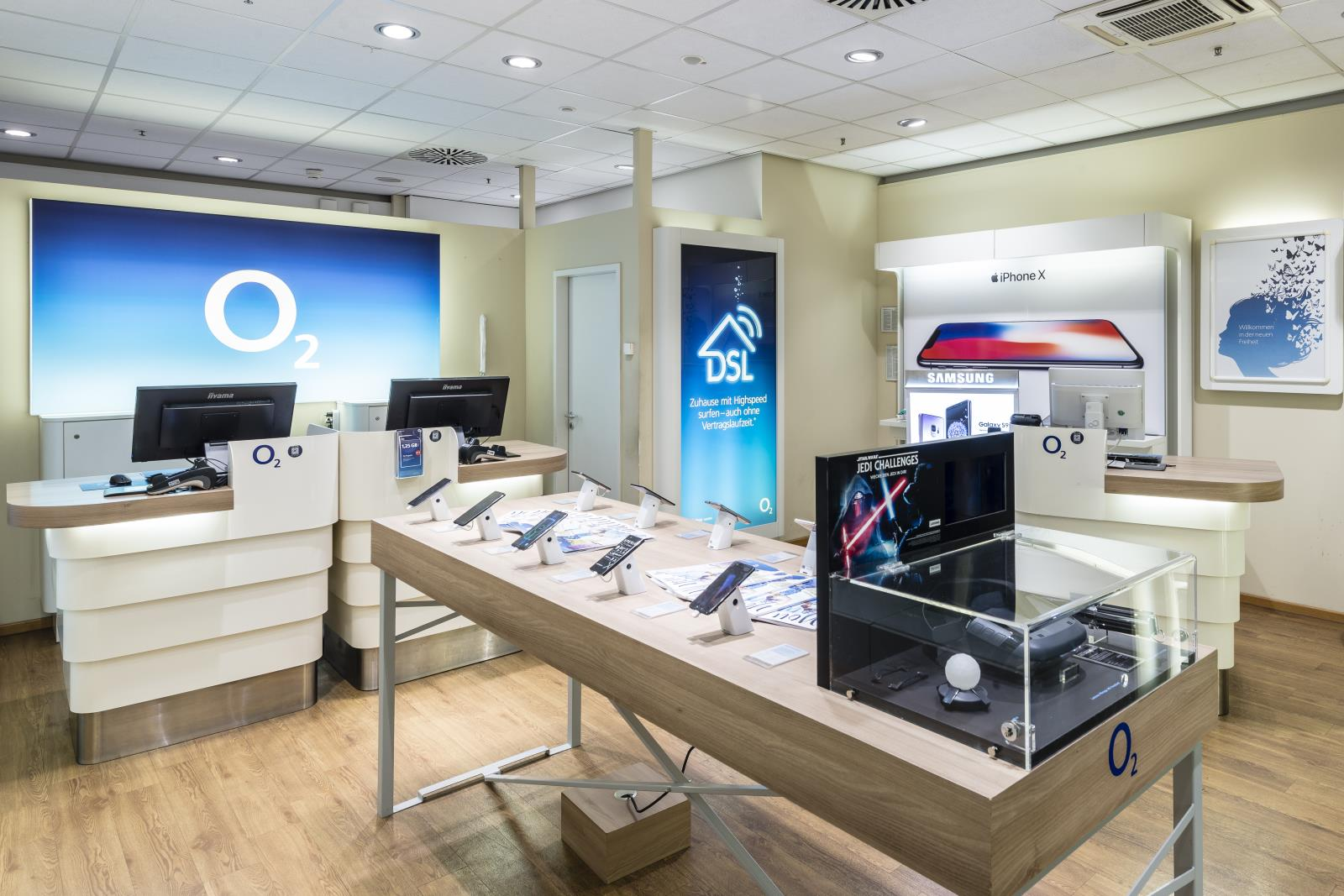 o2 Shop Hürth