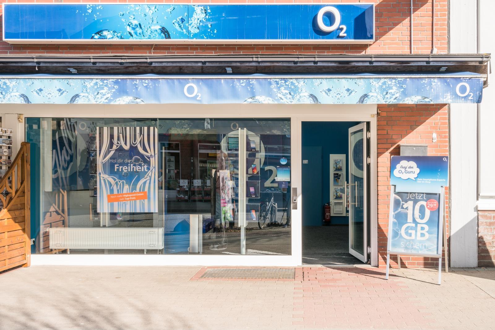 o2 Shop Bargteheide