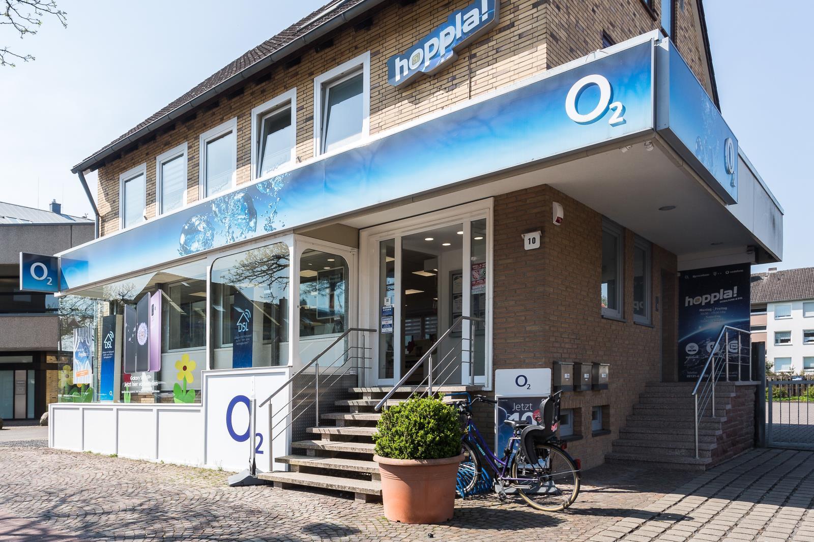 o2 Shop Garbsen
