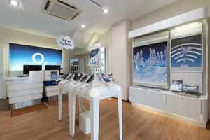 o2 Shop Kamen