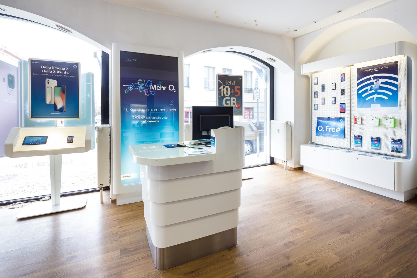 o2 Shop Altenburg