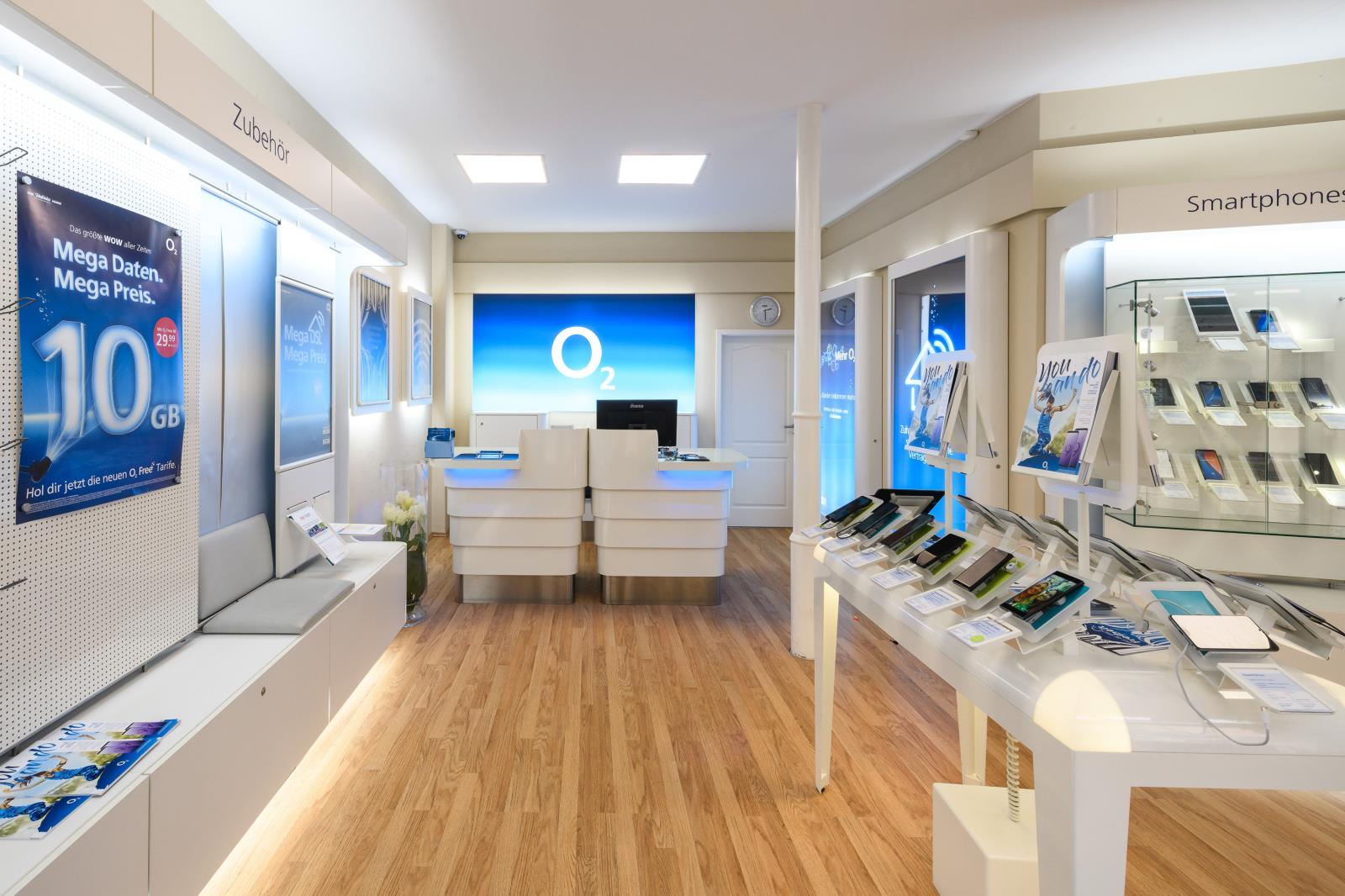 o2 Shop Aschersleben