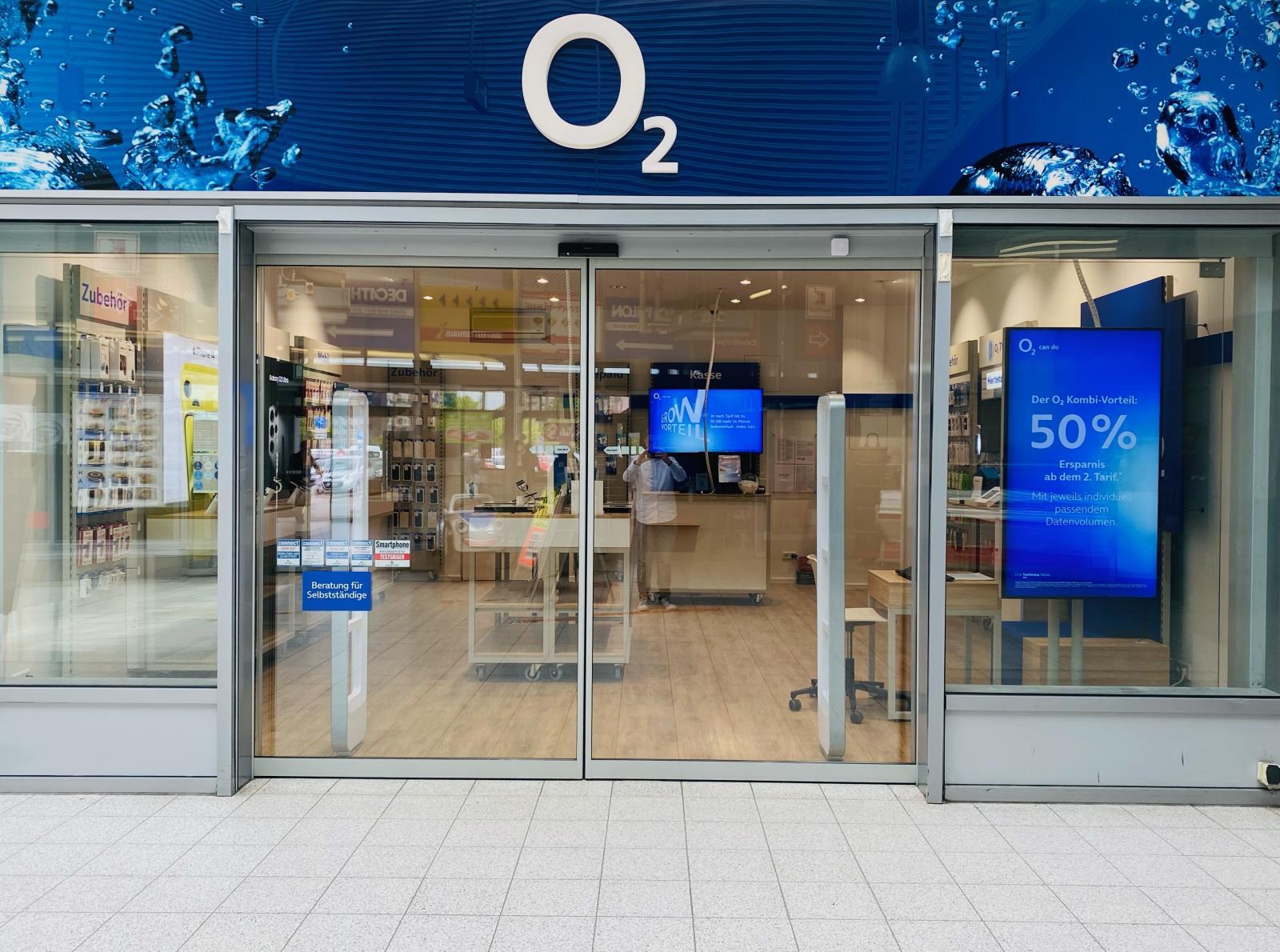 o2 Shop Laatzen