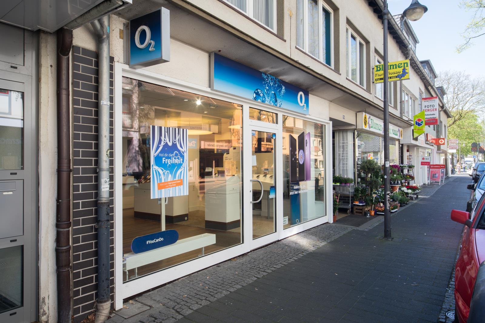 o2 Shop Hennef