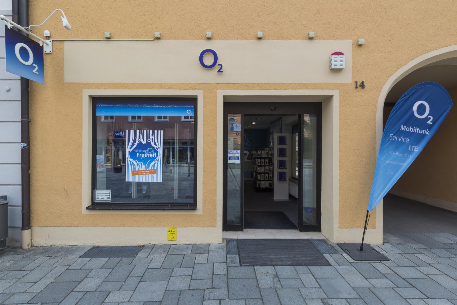 o2 Shop Friedberg