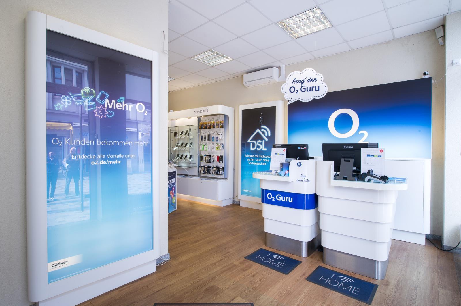 o2 Shop Dillingen /Saar