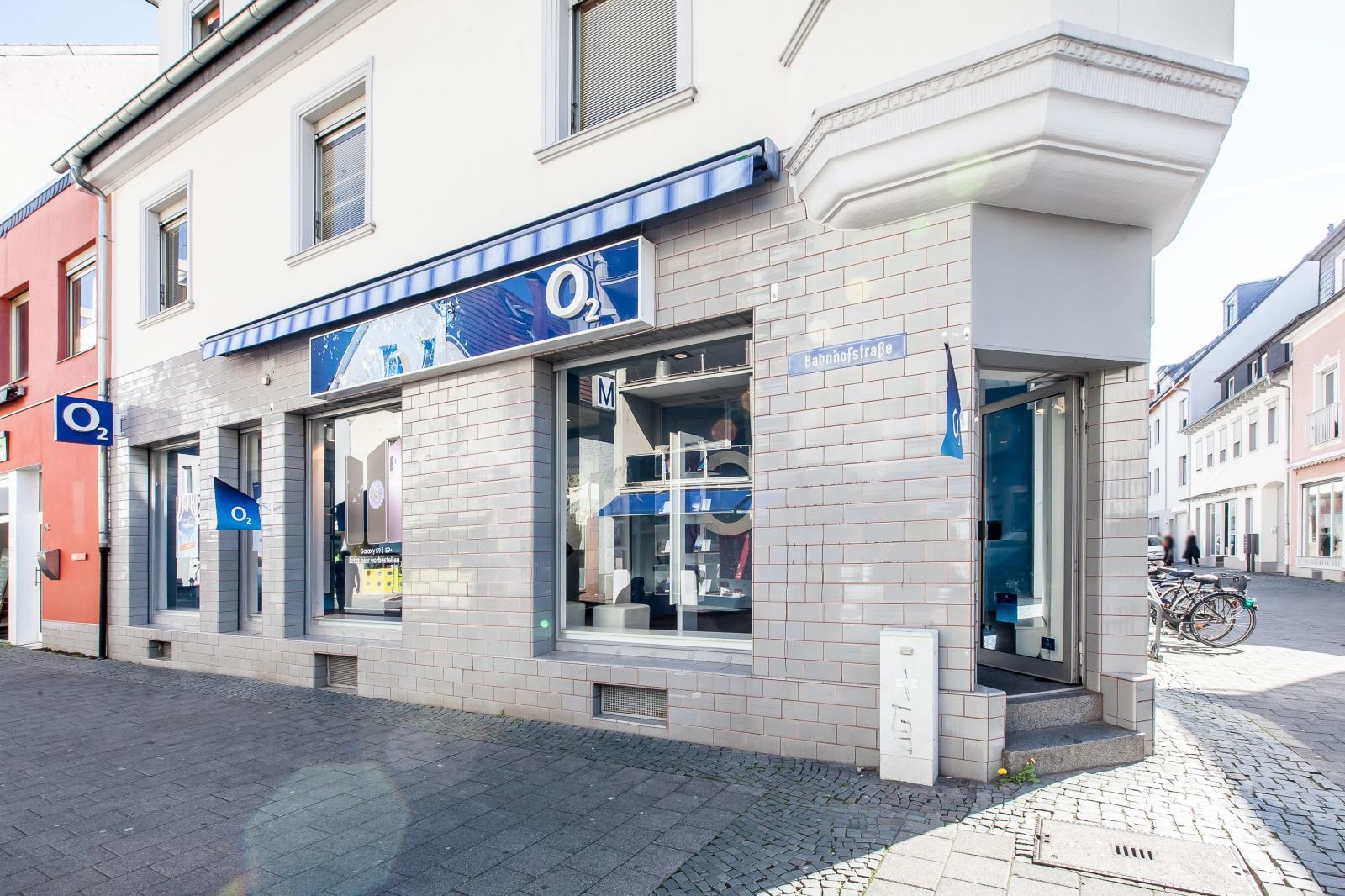 o2 Shop Rüsselsheim am Main