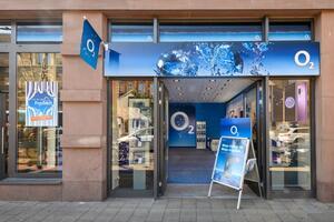 o2 Shop Bamberg
