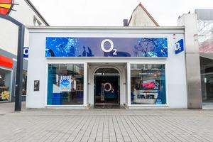o2 Shop Hamm