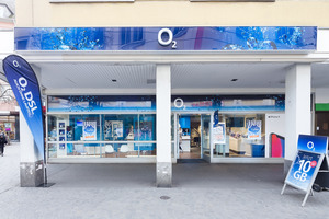 o2 Shop Würzburg