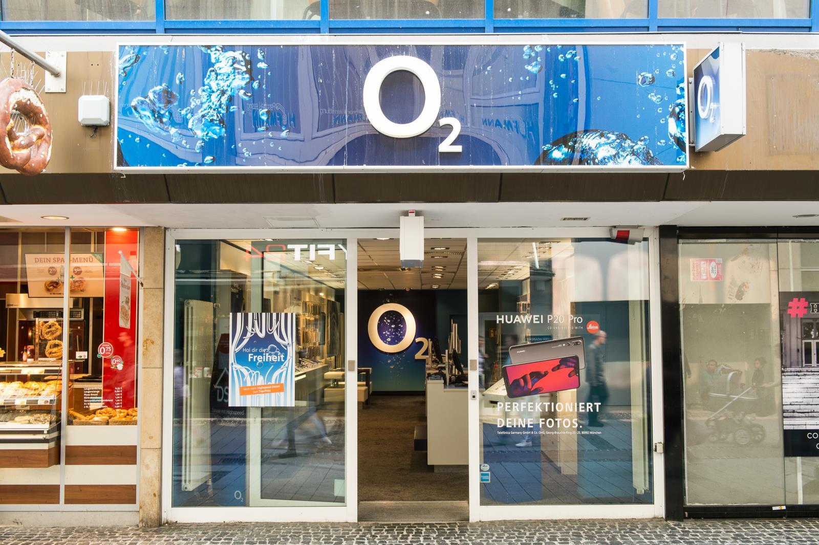 o2 Shop Kaiserslautern