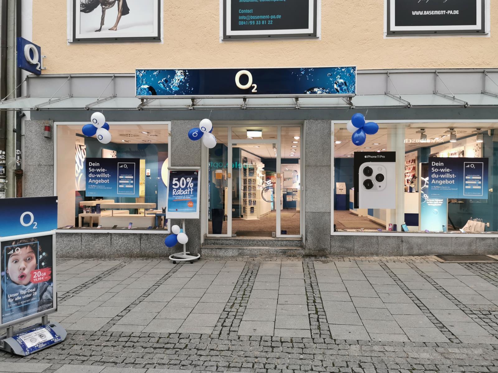 o2 Shop Ingolstadt
