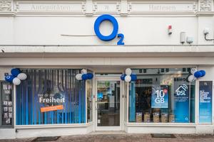 o2 Shop Flensburg