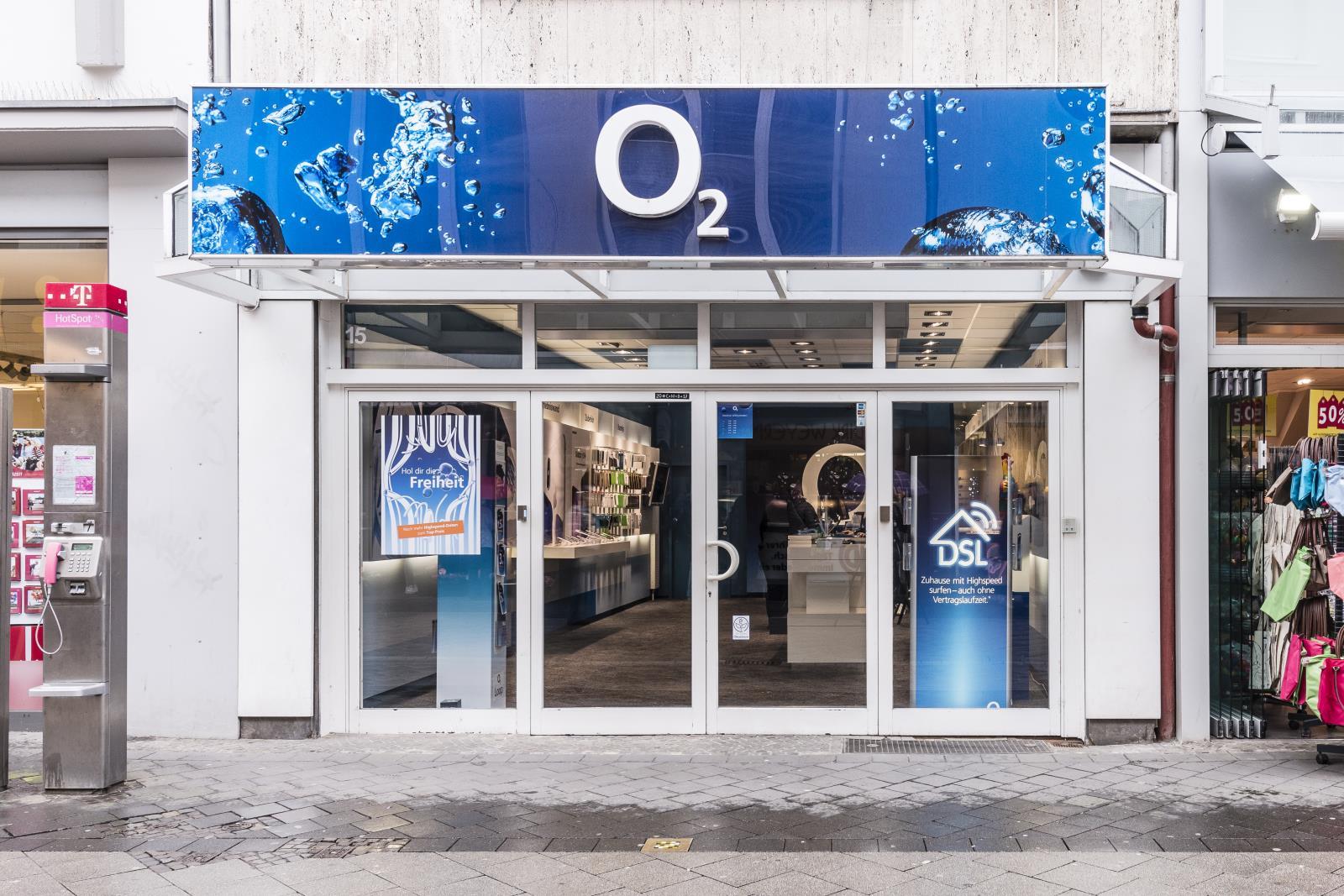 o2 Shop Düren